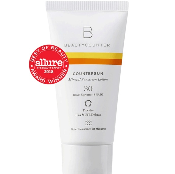 beautycounter Other - Beautycounter sun block 100ml